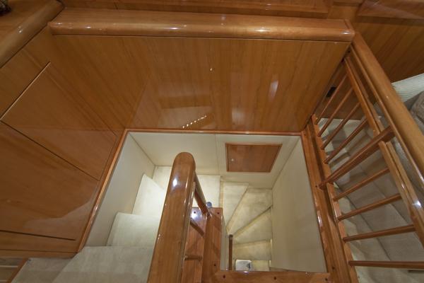 2004 Hatteras 75 ft  - TEMPTATION