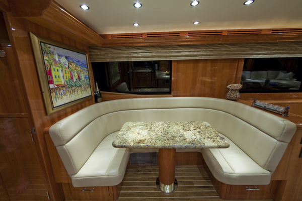 2004 Hatteras 75 ft  - TEMPTATION