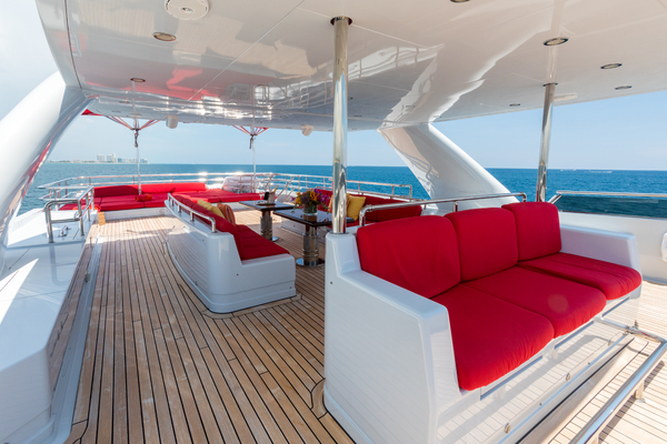 2012 Cheoy Lee 150' Custom Marco Polo Displacement  QING   Picture 8 of 45