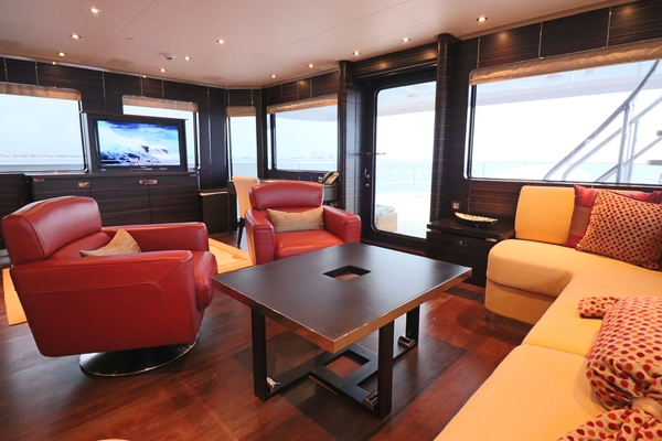 2012 Cheoy Lee 150' Custom Marco Polo Displacement  QING   Picture 6 of 45