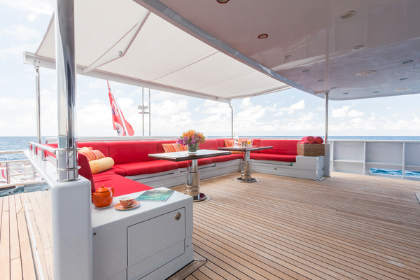 2012 Cheoy Lee 150' Custom Marco Polo Displacement  QING   Picture 4 of 45
