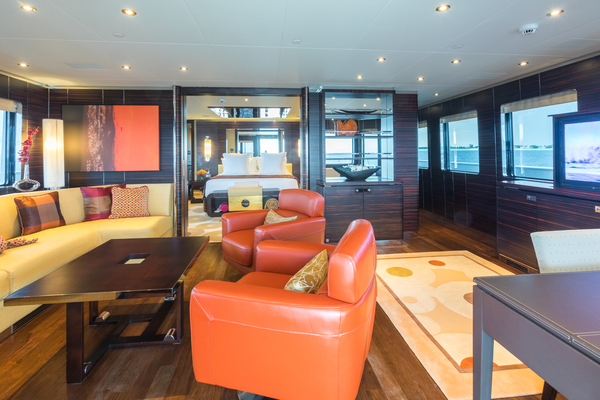 2012 Cheoy Lee 150' Custom Marco Polo Displacement  QING   Picture 5 of 45