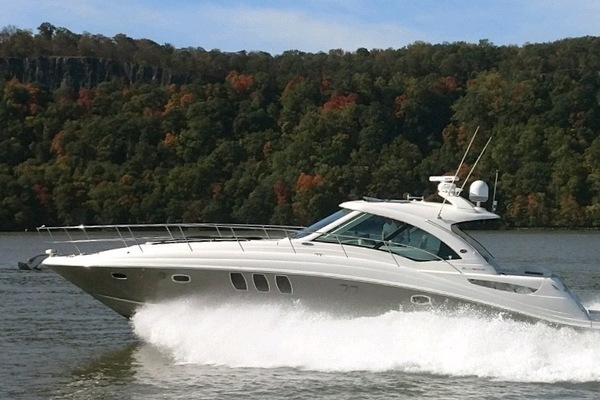 2005 Sea Ray 48' Sundancer At Your Disposal | Picture 1 of 32