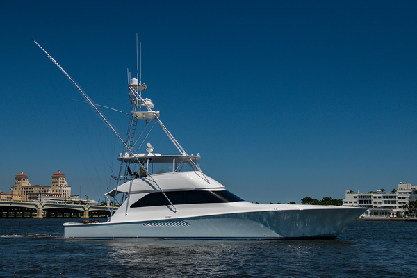 68' Viking 68 Convertible 2006 | Two Week's Notice