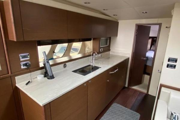 2012 Sea Ray 54' Sundancer 540  | Picture 7 of 13