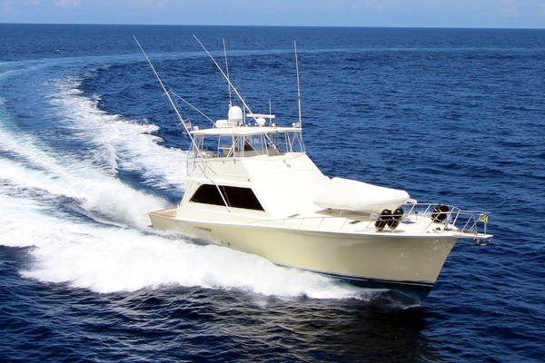 1989 Ocean 63' Convertible Coho   Picture 4 of 57