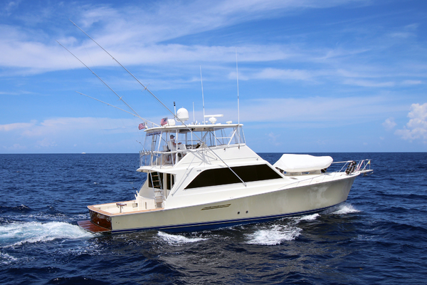1989 Ocean 63' Convertible Coho   Picture 3 of 57