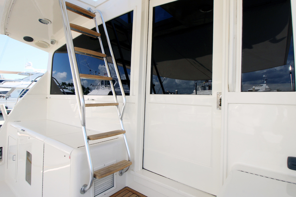1989 Ocean 63' Convertible Coho   Picture 2 of 57