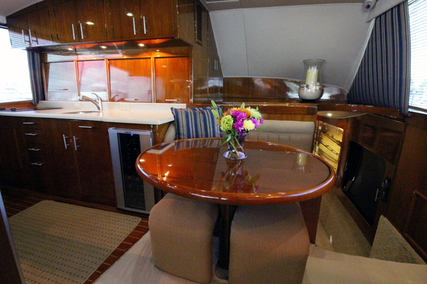 1989 Ocean 63' Convertible Coho   Picture 1 of 57