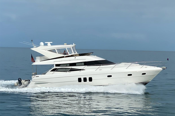 58' Neptunus 58 Flybridge 2010 | No Agenda