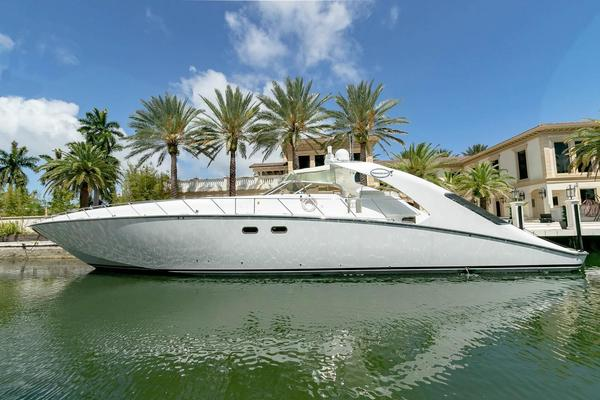 Custom Shoell Express Motor Yacht