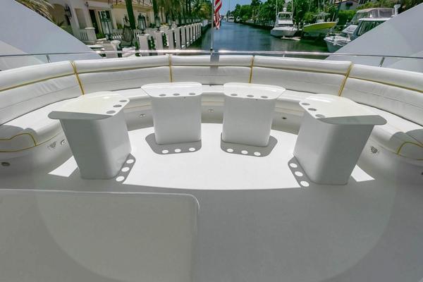 2004Custom 85 ft Shoell Express Motor Yacht   Purely Pleasure