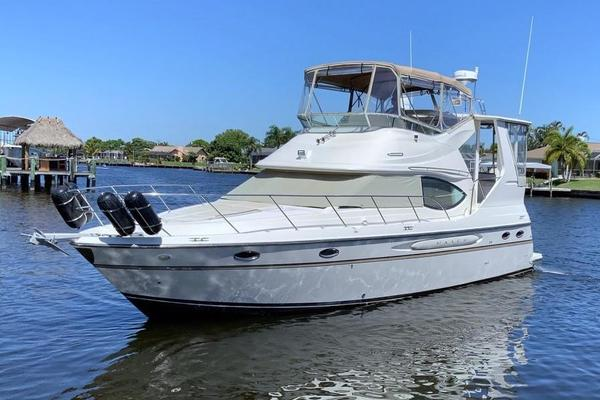41-ft-Maxum-1999-4100 SCA- Cape Coral Florida United States  yacht for sale