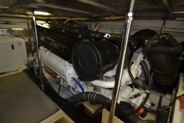 2006 Carver 56' 560 Voyager Crew Quarters | Picture 1 of 45