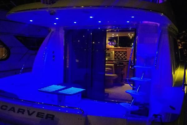2006 Carver 56' 560 Voyager Crew Quarters | Picture 5 of 45
