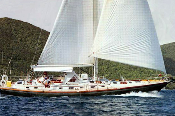 54' Little Harbor 54 1990 | Galadriel
