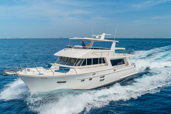 Picture Of: 68' Hampton 658 Endurance LRC 2020 Yacht For Sale | 1 of 60