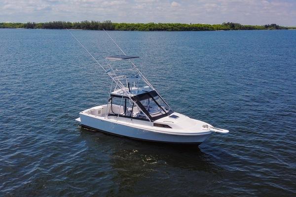 29' Blackfin 29 Combi Custom 1989 | Split Decision