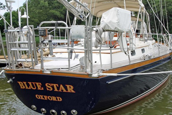 1988 Little Harbor 53' 53 BLUE STAR | Picture 3 of 19