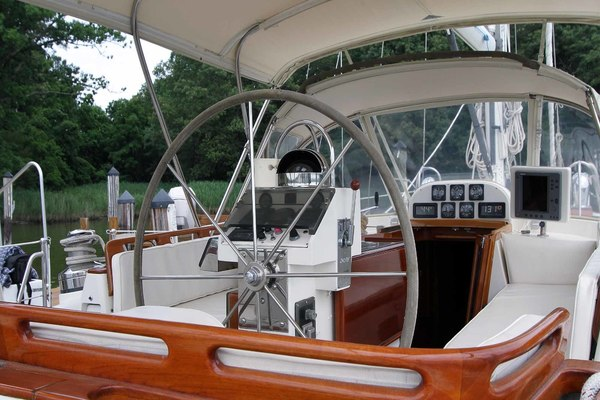 1988 Little Harbor 53' 53 BLUE STAR | Picture 2 of 19