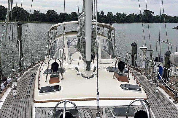 1988 Little Harbor 53' 53 BLUE STAR | Picture 7 of 19