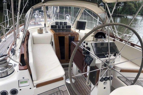 1988 Little Harbor 53' 53 BLUE STAR | Picture 1 of 19
