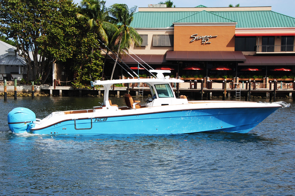 42-ft-HCB-2020-42-42A2W20 Miami Beach Marina Florida United States  yacht for sale