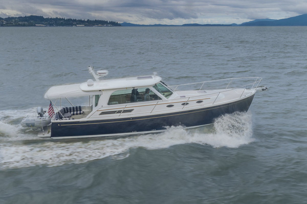 38' Back Cove 37 Express 2010 | Adventurus