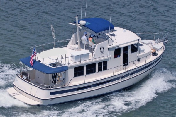 44' Nordic Tugs 42/44 2003 | Sea Gypsy