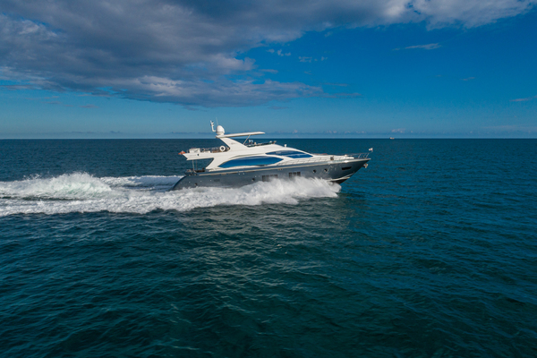 2016 Azimut 84' 84 Motor Yacht    Picture 2 of 83