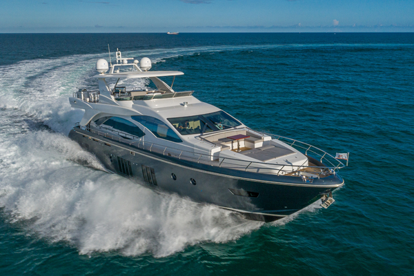 2016 Azimut 84' 84 Motor Yacht    Picture 5 of 83