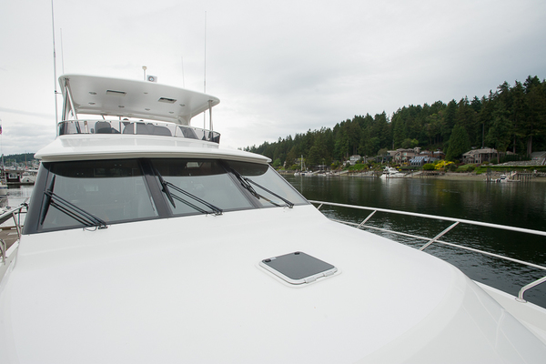 2012 Ocean Alexander 62' 62 Pilothouse COMIN' AROUND | Picture 2 of 39