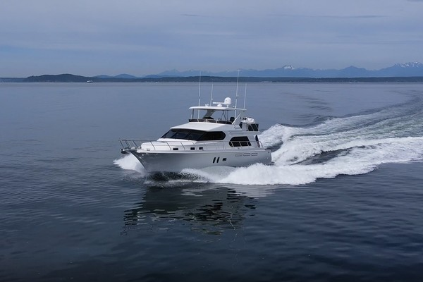 2012 Ocean Alexander 62' 62 Pilothouse COMIN' AROUND | Picture 5 of 39