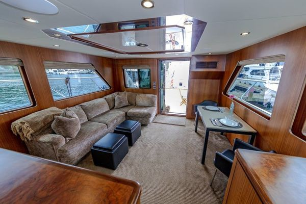 2012 Ocean Alexander 62' 62 Pilothouse COMIN' AROUND | Picture 3 of 39