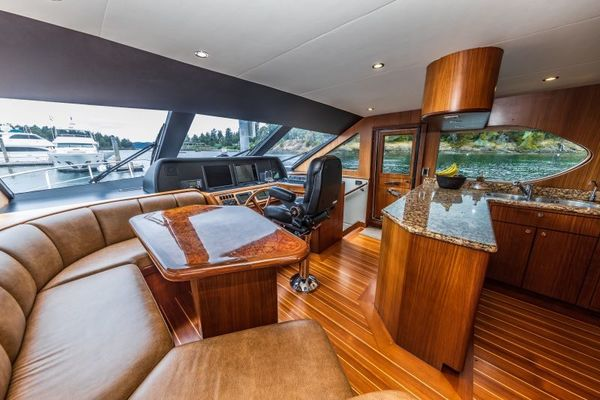 2012 Ocean Alexander 62' 62 Pilothouse COMIN' AROUND | Picture 1 of 39