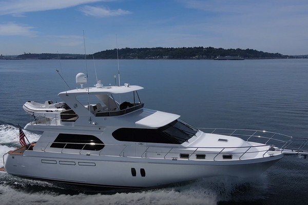 2012 Ocean Alexander 62' 62 Pilothouse COMIN' AROUND | Picture 6 of 39