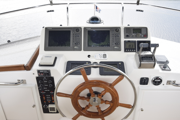 2003 Grand Banks 52' 52 Europa Intermission | Picture 6 of 150