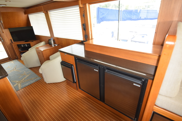 2003 Grand Banks 52' 52 Europa Intermission | Picture 1 of 150