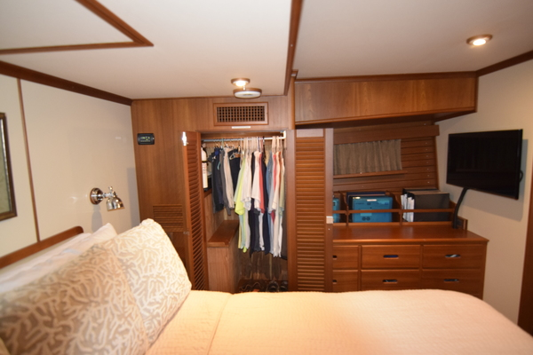 2003 Grand Banks 52' 52 Europa Intermission | Picture 5 of 150