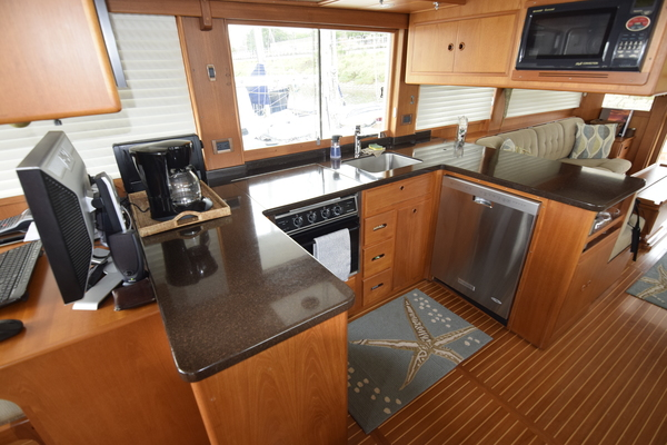 2003 Grand Banks 52' 52 Europa Intermission | Picture 2 of 150