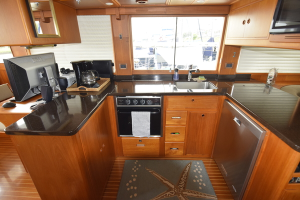 2003 Grand Banks 52' 52 Europa Intermission | Picture 3 of 150