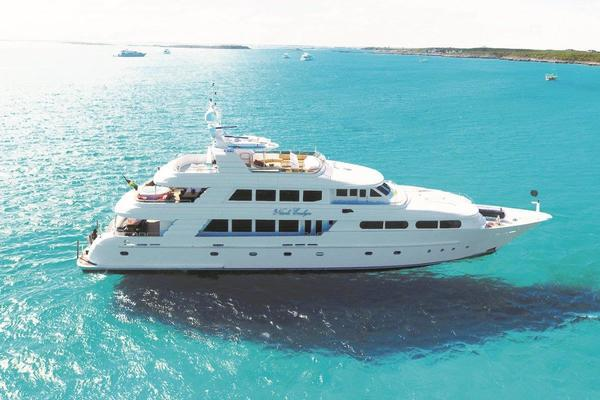 125' Cheoy Lee Enclosed Pilothouse 2003
