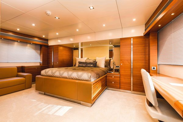 1986 Heesen 125' Tri-Deck Motor Yacht  SEA AXIS | Picture 8 of 50