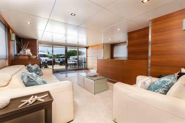 1986 Heesen 125' Tri-Deck Motor Yacht  SEA AXIS | Picture 2 of 50