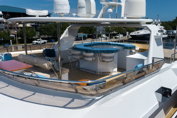 1986 Heesen 125' Tri-Deck Motor Yacht  SEA AXIS | Picture 6 of 50
