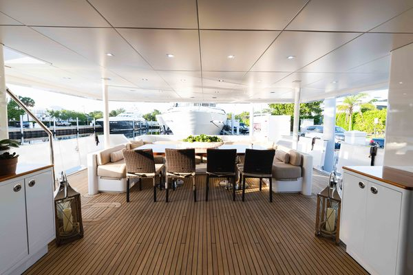 1986 Heesen 125' Tri-Deck Motor Yacht  SEA AXIS | Picture 3 of 50