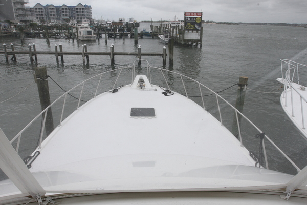 1993 Hatteras 50' 50 Convertible M.R. Ducks | Picture 6 of 100