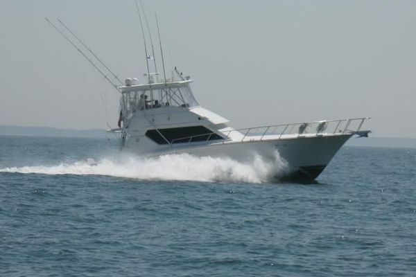 50' Hatteras 50 Convertible 1993 | M.r. Ducks