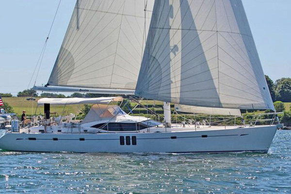 63' Oyster 625 Deck Saloon 2011 | Bandido