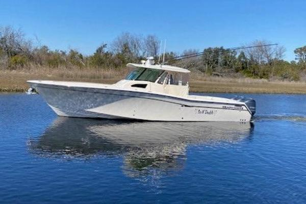 37-ft-Grady-White-2014-376 Canyon-Sea'n Double Surf City North Carolina United States  yacht for sale